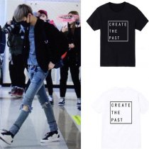 ALLKPOPER KPOP GOT7 Bambam Tshirt T-shirt Unisex Fashion Tee Cotton Casual Short Sleeve