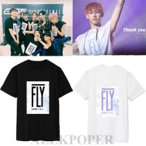 ALLKPOPER Kpop GOT7 Tshirt [FLIGHT LOG:TURBULENCE] Unisex T-shirt Tee Bambam Youngjae Fly