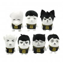 ALLKPOPER K-POP BTS MONSTER PLUSH DOLL Toy Bangtan Boys Jung Kook SUGA JIN JIMIN V