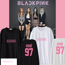 ALLKPOPER KPOP BLACKPINK SQUARE ONE Sweater JENNIE Sweatershirt Unisex Hoodie Pullover