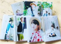ALLKPOPER Kpop BTS Summer Package IN DUBAI Notebook Bangtan Boys Rap Monster Jung Kook