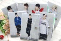 ALLKPOPER Kpop Notebook GOT7 Hot Sale Diary Books Jackson Bambam JB JR Mark Back to School