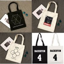 ALLKPOPER KPOP EXO EX'ACT Handbag Bookbag Shoulderbag Lucky One Monster Baekhyun Chanyeol