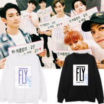 ALLKPOPER Kpop GOT7 Sweater Fly In Seoul Final Concert Hoodie Sweatershirt Mark Jackson JB
