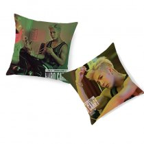 ALLKPOPER Kpop GOT7 Hard Carry Throw Pillow Case Flight Turbulence Cushion Bolster Cover