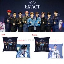 ALLKPOPER Kpop EXO EX'ACT Throw Pillow Case Planet #3 Concert Cushion Cover Bolster Sehun