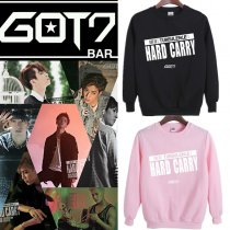 ALLKPOPER Kpop GOT7 FLIGHT LOG TURBULENCE Sweater Bambam Hoodie Pullover JB Sweatershirt