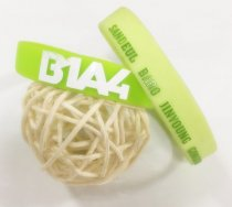 ALLKPOPER B1A4 Bracelet Silicone BARO Wristband Jung Hwan Jung Jin Young