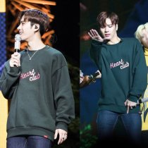 ALLKPOPER KPOP GOT7 Fanmeeting Jackson Sweater Embroidery Hoodie Unisex Sweatershirt