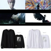 ALLKPOPER Kpop BTS Sweatershirt THE WINGS TOUR Sweater Bangtan Boys JUNG KOOK Hoodie JIN V