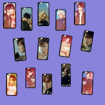 ALLKPOPER KPOP GOT7 FLIGHT LOG ARRIVAL Cellphone Case Jackson Mobile Shell Phone Cover JB
