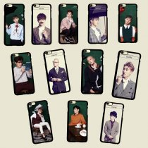 ALLKPOPER KPOP BTOB Cellphone Case EUNKWANG Mobile Phone Cover Shell MINHYUK For Iphone 6