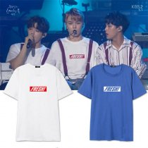 ALLKPOPER KPOP SEVENTEEN Tshirt Tee VERY NICE T-shirt ShowChampion Unisex VERNON Cotton