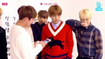 ALLKPOPER KPOP BTS V Cardigan Sweater Bangtan Boys Wings Red Hoodie Pullover Long Sleeve