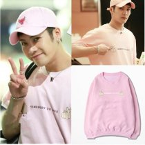 ALLKPOPER Kpop GOT7 Jackson Same Style Sweater Unisex Long Sleeve Hoodie Pullover