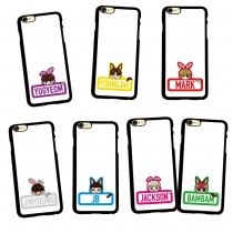 ALLKPOPER Kpop GOT7 Cartoon Phone Case Jackson Cute Cellphone Cover For Iphone 6 Mark JB