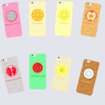 ALLKPOPER Fashion New Mobile Phone Cover Fruit Cellphone Case Skins For Iphone 6