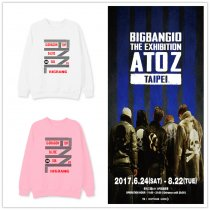 ALLKPOPER KPOP Bigbang 10th Anniversary Sweater SeungRi Sweatershirt TaeYang Long Sleeve