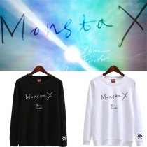 ALLKPOPER Kpop Monsta X Sweatershirt Shine Forever Shownu I.M Yookihyun Jooheon Sweater
