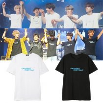 ALLKPOPER Kpop Day6 T-shirt EveryDAY6 Concert JAE Sung Jin Won Pil Do Woon Young k Tshirt