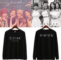 ALLKPOPER Kpop Sistar Sweater New Album Lonely Sweater Kim Hyo Jung SoYou Sweatershirt