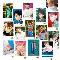 ALLKPOPER KPOP EXO LOMO Card 30pcs THE WAR Photocard Postcard Poster Photo Picture XIUMIN KAI CHEN SUHO