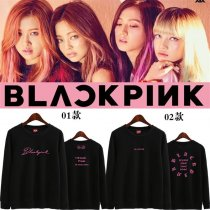 ALLKPOPER KPOP BLACKPINK Sweater SQUARE ONE Concert LISA Hoody Hoodie Pullover Sweatershirt 2017 New