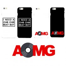 ALLKPOPER KPOP AOMG Phonecase Cellphone Shell Covers Skins Loco Gray JAY PARK 2pm GENTLEMEN'S GAME
