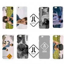 V KPOP GOT7 Phonecase JB Phone Case JR Cellphone Shell Covers NEVER EVER Skins For iPhone