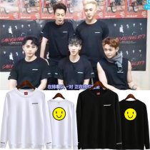 ALLKPOPER KPOP HIGHLIGHT Sweater LIVE CAN YOU FEEL IT Concert Hoodie Casual Tops Sweatershirt Lee Gi Kwang