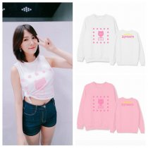 ALLKPOPER KPOP APINK Sweater Concert Hoodie Hoody Casual Pollover Sweatershirt letter Tops