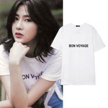 ALLKPOPER KPOP Apink Oh Ha Young T-shirt Magazine Tshirt Street Casual Tee Tops 2017 New