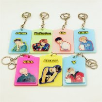 ALLKPOPER KPOP BTS Card Set Bangtan Boys Bus Card Cover Love Yourself School Card Set