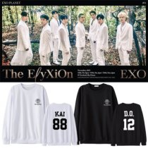 ALLKPOPER KPOP EXO Sweater The EℓyXiOn Pullover SEHUN XIUMIN Sweatershirt BAEKHYUN LAY
