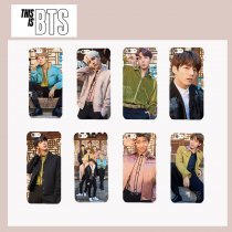 ALLKPOPER KPOP BTS Phone Case Bangtan Boys Phone Cover Magazine This is BTS Cellphone Case