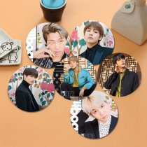 ALLKPOPER KPOP BTS Make Up Mirror Bangtan Boys Magazine Image Goods JUNG KOOK SUGA JIN V