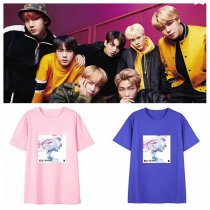ALLKPOPER KPOP BTS T-shirt Face Yourself Tshirt Bangtan Boys Tops Casual J-HOPE JIMIN JIN