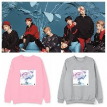 ALLKPOPER KPOP BTS Sweater Face Yourself Pullover Bangtan Boys sweatershirt Rap Monster