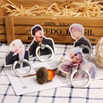 KPOP BTS Finger Ring Buckle Holder Stand Bangtan Boys Universal 360° JUNG KOOK