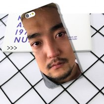 KPOP Yoo Byung-jae Phone Case Make Fun Take Photo Cover Funny Sad With Tears