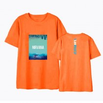 KPOP VIXX Ravi T-Shirt RAVI REAL LIVE NIRVANA Tshirt Casual Tops Cotton Tee