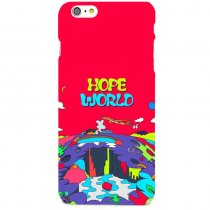 Kpop BTS Jhope Phone Case Bangtan Boys Hope World for Apple Iphone 8 7 PLUS X 10 7PLUS 8PLUS