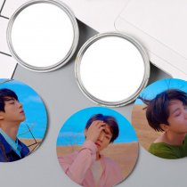 KPOP BTS Make Up Mirror Bangtan Boys Fake Love JUNG KOOK SUGA JIN V Cosmetic