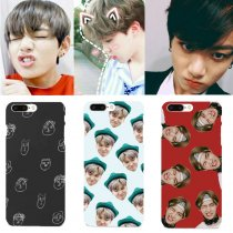 KPOP BTS Phone Case Fake Love Bangtan Boys V JIMIN Jungkook Cute Cellphone Cover
