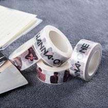 KPOP Wanna One Washi Tape Paper Maksing DIY Scrapbook Stickers Kang Daniel LAI KUAN LIN