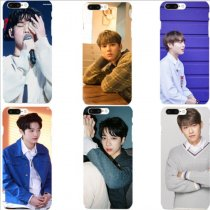 ALLKPOPER KPOP WANNA ONE Phone Case PARK JI HOON LAI KUAN LIN Kang Daniel Cellphone Cover