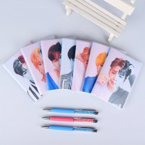 ALLKPOPER Kpop BTS Notebook Bangtan Boys Diary NoteBooks Love Yourself Answer  V Jimin JIN