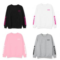 ALLKPOPER KPOP BLACKPINK Cotton Sweater JENNIE JISOO LISA  Sweatshirts ROSE