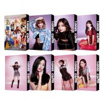 30pcs KPOP TWICE FANCY Lomo Card Na Yeon Photocard Momo Tzuyu Photo Picture