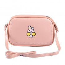 ALLKPOPER Kpop BTS Shoulder Bag Chimmy Cooky Koya Mang RJ  cute Shoulder Bag